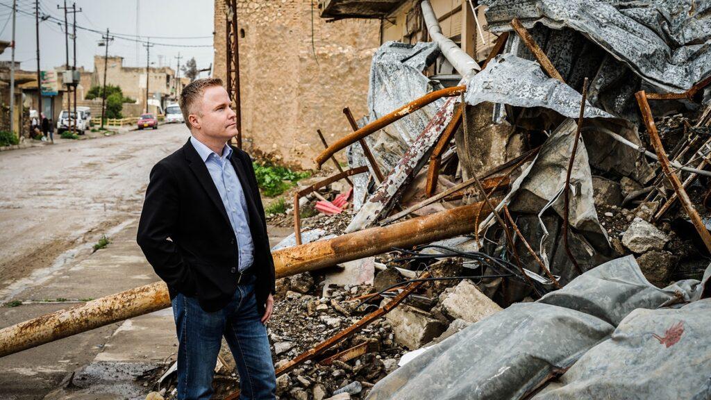 David Müller wünscht sich, dass aus dem Papstbesuch im Irak Taten folgen