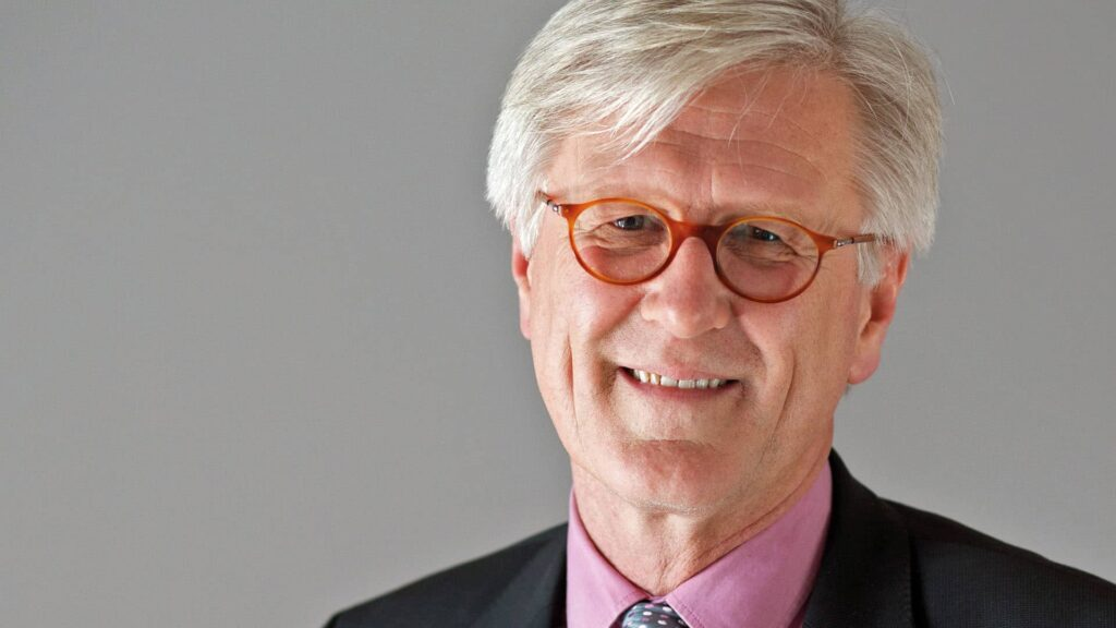 Der EKD-Ratsvorsitzende und bayerische Landesbischof Heinrich Bedford-Strohm