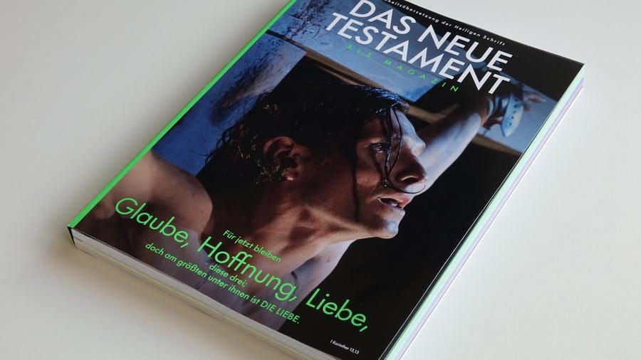 Bibel als Magazin – Neues Testament