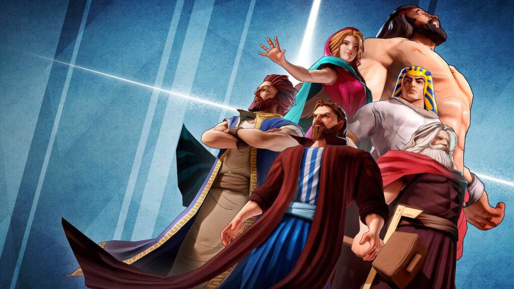Bibelquiz Heroes II