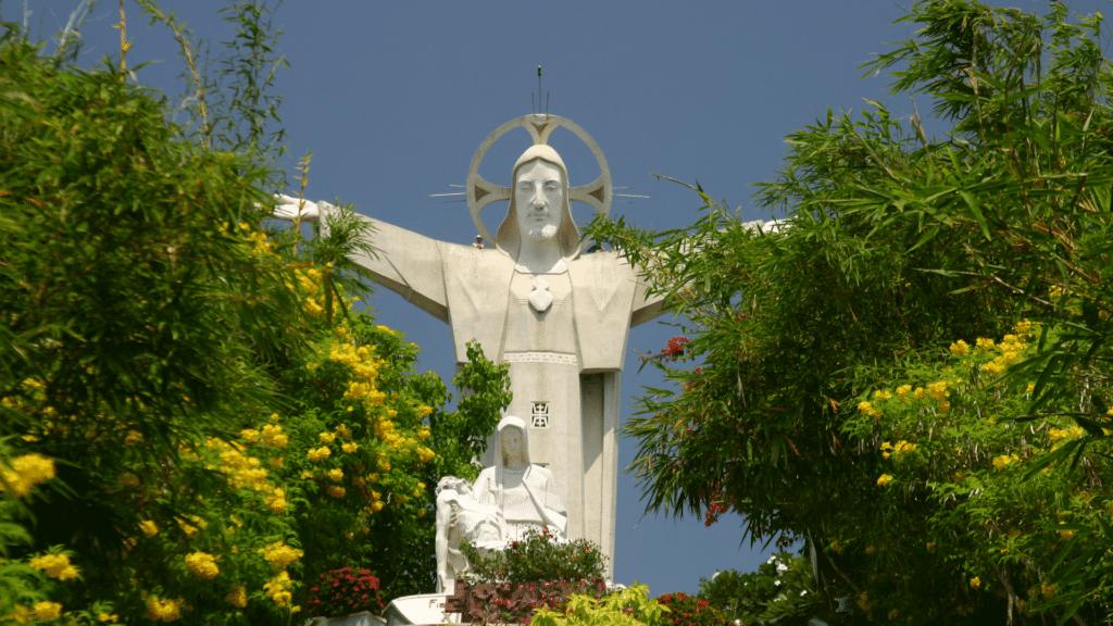 Der Christus von Vũng Tàu