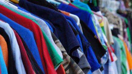 T-Shirts, Kleiderbügel, Kleidung, Textil, anziehen