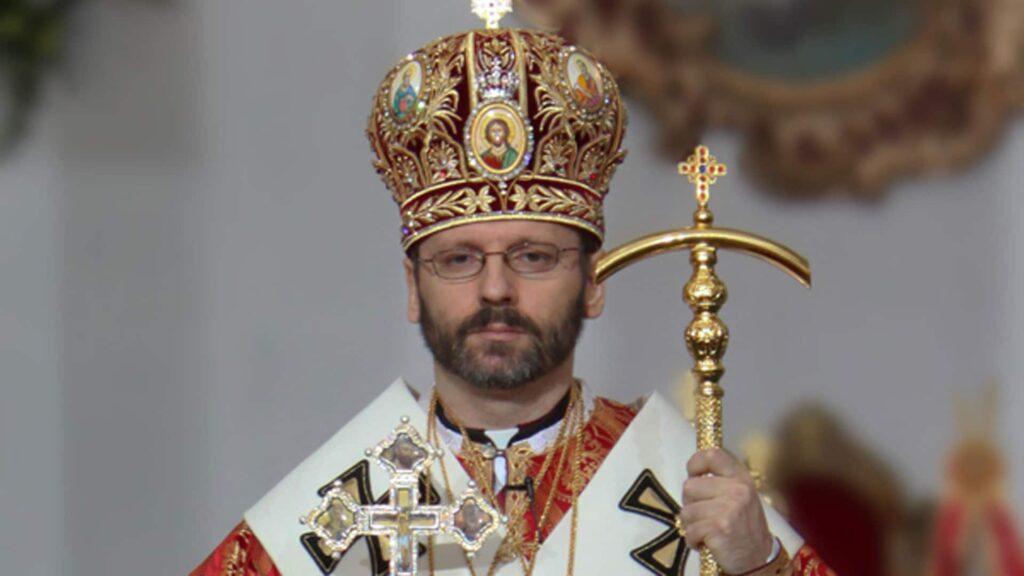 Bischof Swjatoslaw Schewtschuk