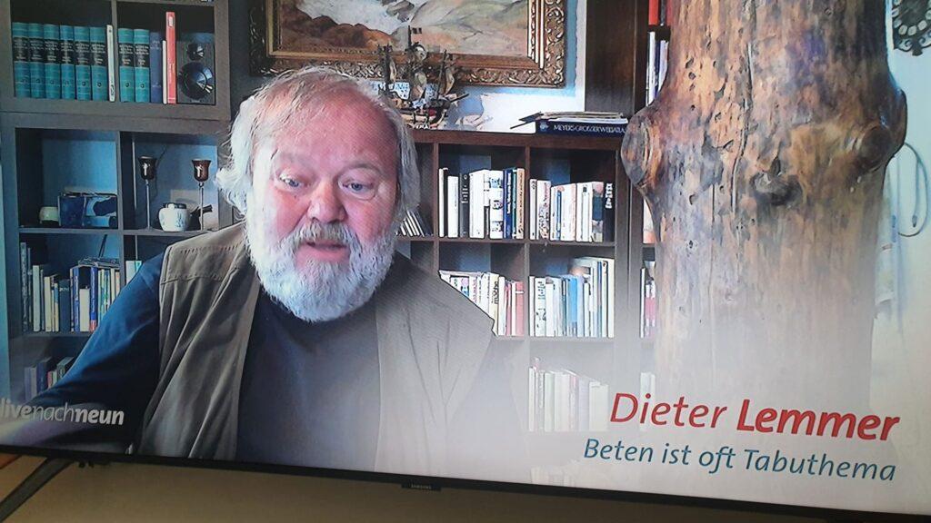 Dieter Lemmer Gebetsportal