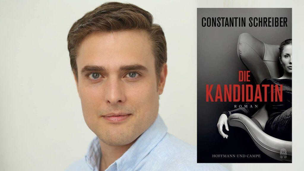 Constantin Schreiber, DIe Kandidatin