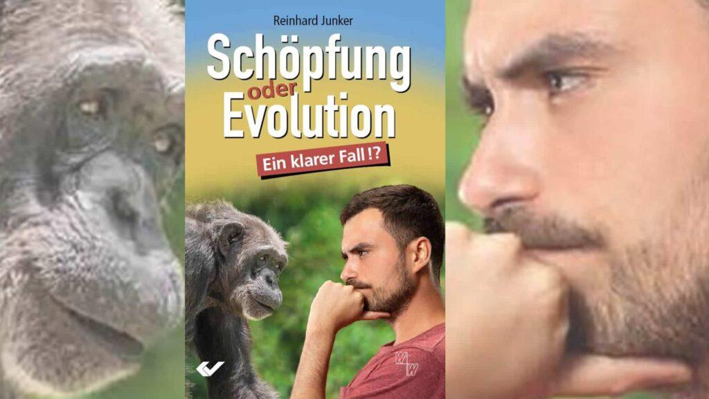 Harald Junker, Schöpfung oder Evolution