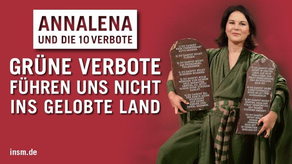 Annalena Baerbock – INSM