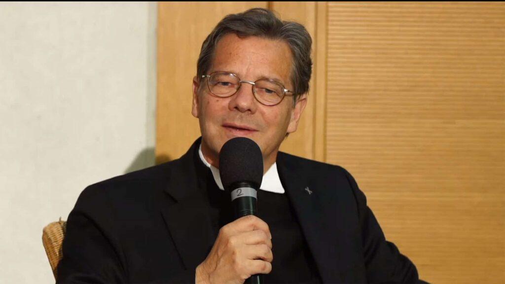 Der Theologe Markus Dröge