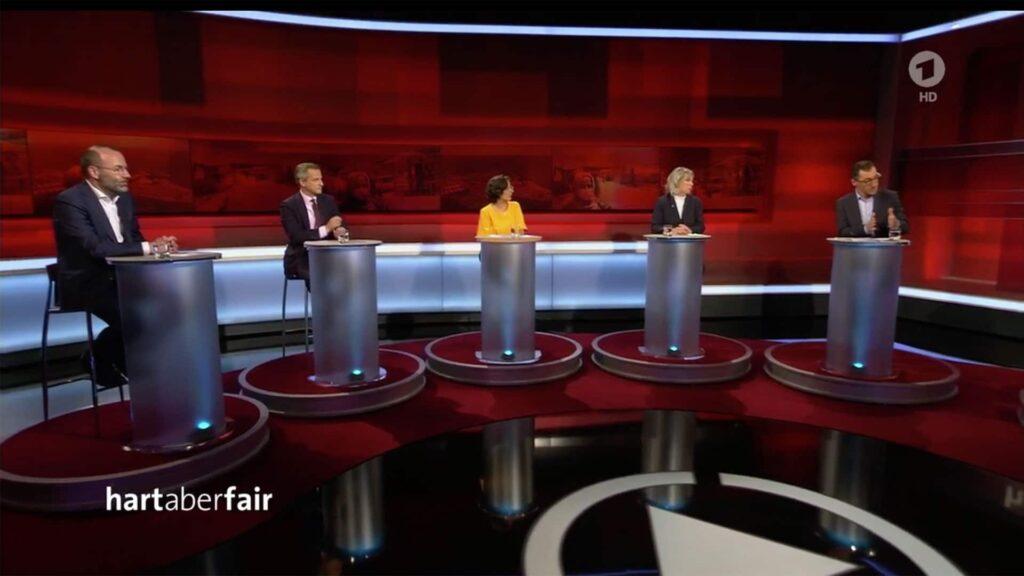 """""""Hart aber fair""""-Debatte"""