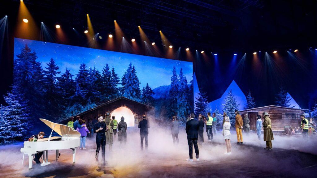 Show Weihnachten neu erleben