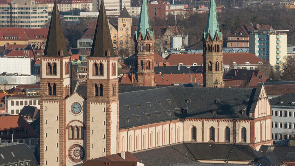 Der Würzburger St.-Kilians-Dom