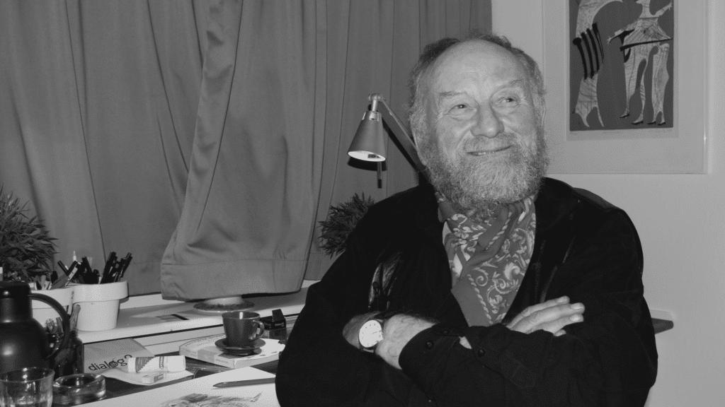Kurt Westergaard (Archivbild)