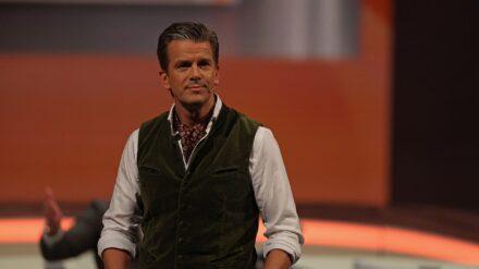 ZDF-Moderator Markus Lanz