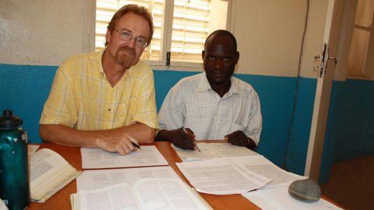 Bibelübersetzug, Tschad, Martin Sauer, San-Gula