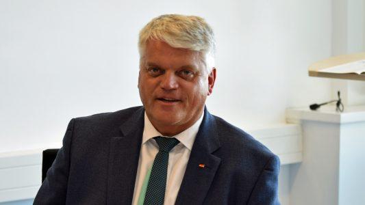 Markus Grübel ist Religionsbeauftragter der Bundesregierung