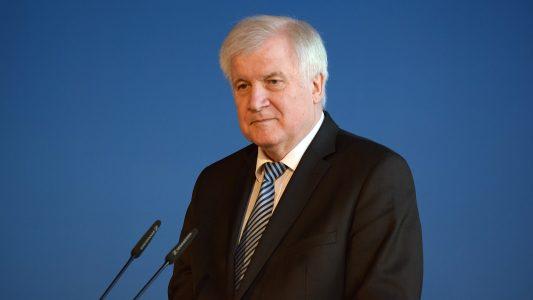 Horst Seehofer will einen deutschen Islam fördern