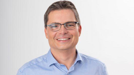 Jörg Dechert (Archivbild) ist seit 2014 Vorstandsvorsitzender von ERF Medien
