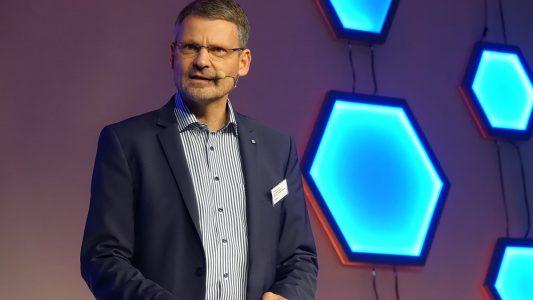 Christoph Rösel, Generalsekretär der Deutschen Bibelgesellschaft