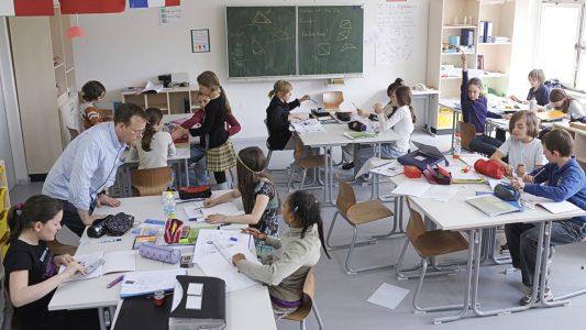Schule, Kalsse, Kinder, Schüler, lernen
