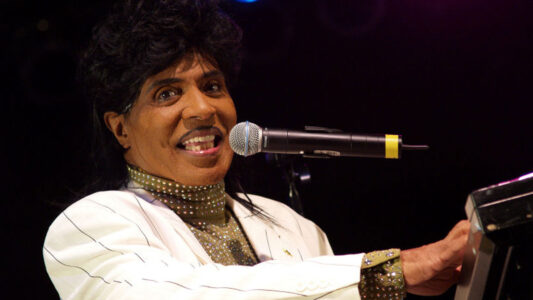 Prägte den Rock'n'Roll: Little Richard