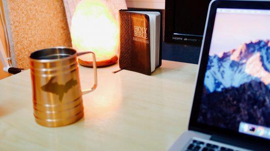 Wegen der Corona-Pandemie finden die Alpha-Glaubenskurse derzeit online statt