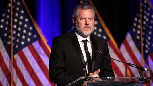 Ist nach seiner Beurlaubung nun endgültig als Präsident der Liberty University zurückgetreten: Jerry Falwell jr.