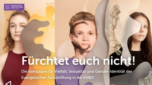 """Auf der Homepage informieren die Macher über die Kampagne """"Fürchtet euch nicht!"""""""