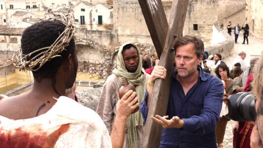 Der Schweizer Regisseur Milo Rau drehte im italienischen Matera einen politischen Jesus-Film