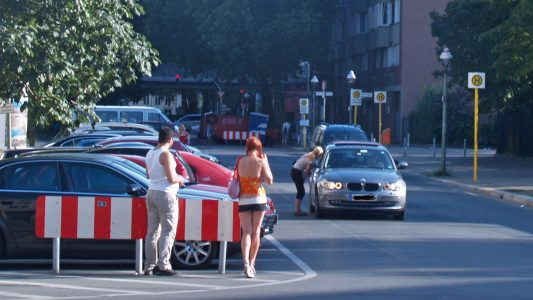 Straßenstrich in Berlin
