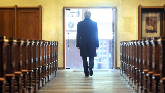 Sexueller Missbrauch in der Katholischen Kirche wird immer wieder als Grund genannt, aus der Kirche auszutreten
