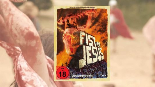 "In dem Splatter-Film ""Fist of Jesus"" fließt viel Blut"