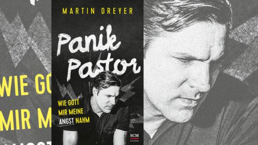 """Hatte oft panische Angst vor dem Auftritt als Prediger: Der """"Jesus-Freaks""""-Gründer Martin Dreyer schreibt in seinem Buch offen über seine Mängel und Selbstzweifel"""