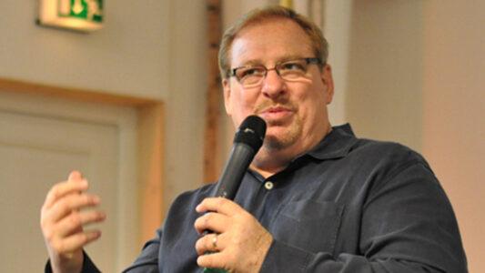 Rick Warren (Archivbild) ist Pastor der Megachurch Saddleback Church in Lake Forest, Kalifornien