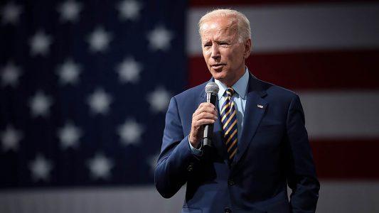 """""""Mir gibt der Glaube in den dunkelsten Momenten Hoffnung und Trost, er gibt auch Klarheit und Sinn"""", sagte US-Präsident Joe Biden (Archivbild) beim Nationalen Gebetsfrühstück in Washington"""
