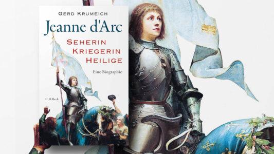 War Johanna von Orleans eine gläubige Frau, eine Verrückte, oder vom Teufel besessen? Der Historiker Gerd Krumeich klärt in seinem spannenden Buch über die bekannte mittelalterliche französische Nationalheldin auf.