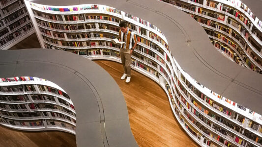 Der fromme Buchhandel leidet unter geschlossenen Gemeinden und Büchertischen