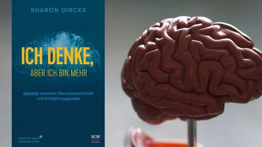 Sind wir nur das, was in unserem Gehirn passiert? Oder haben wir auch einen Geist, der darüber hinaus existiert? Diesen Fragen geht die gläubige Neurowissenschaftlerin Sharon Dirckx in ihrem Buch nach.