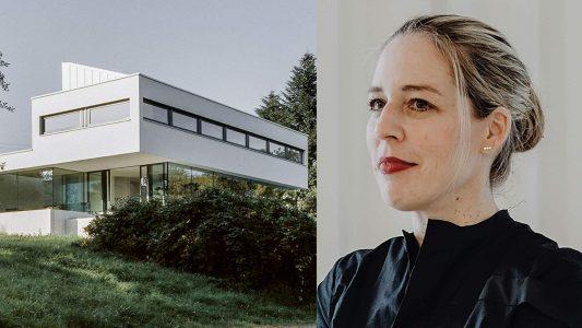 """Anna Philipp leitet gemeinsam mit ihrem Bruder das Büro Philipp Architekten. Für die gläubige Christin ist klar: """"Schönheit ist eben nicht egal. Gottes DNA ist Schönheit."""