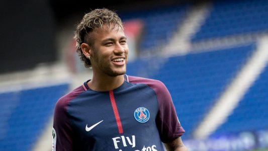 Fußballer Neymar