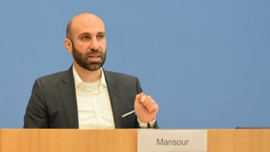 Ahmad Mansour ist Sprecher des Muslimischen Forum Deutschland