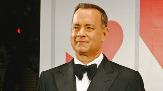Tom Hanks hat schon offiziell Trauungen durchgeführt