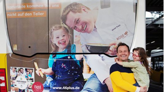 Kampagne Down-Syndrom