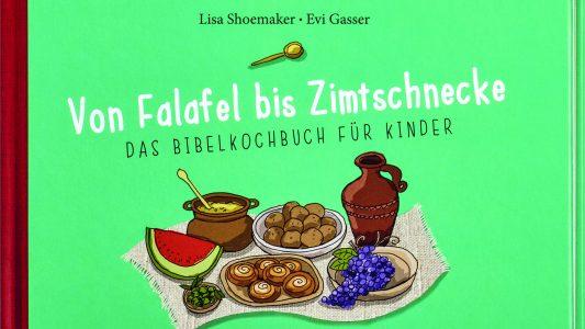 """""""Von Falafel bis Zimtschnecke"""" lehrt Kinder kochen wie zu Jesu Zeiten – und widmet sich nebenbei den biblischen Geschichten"""