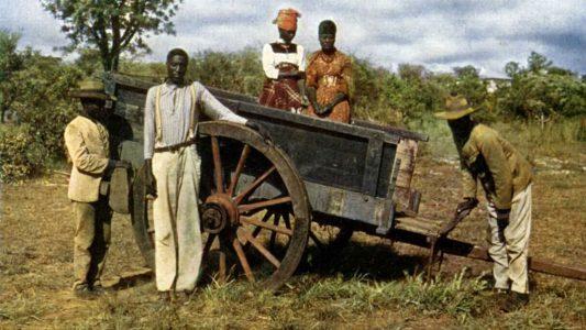Herero in Namibia