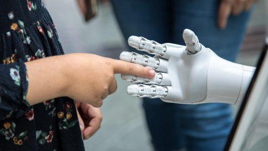 Roboter, Roboterhand, Robotik