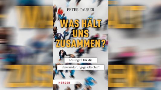 Das Cover des neuen Buchs von Peter Tauber